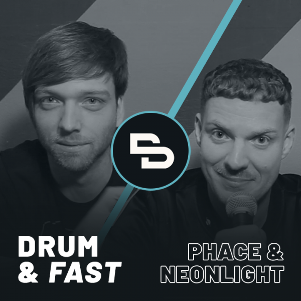 Phace & Neonlight | Drum & Fast (ft. Get in Step)